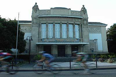 Stadttheater in Gießen