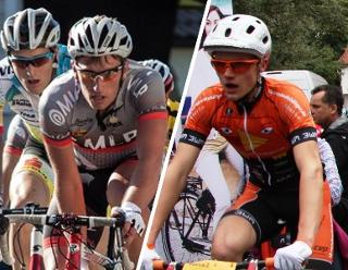 Jan-Niklas Droste (li.) und Christopher Platt