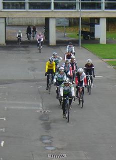 Radcross in Gießen