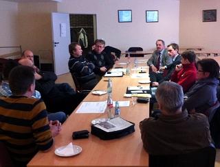 Sitzung im Radsportbezirk Lahn