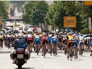 Internationale-3-Etappen-Rundfahrt der Rad-Junioren im Rhein-Main-Gebiet