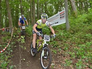 Mountainbikerennen in Bad Endbach