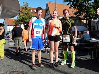 Lauf in Oberstedten