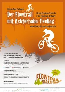Logo des Flowtrail Bad Endbach