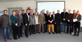 Vertreter der Kommunen im Landkreis Gießen