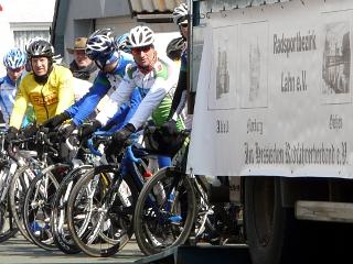 Radsportler im Radsportbezirk Lahn