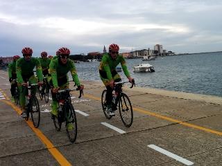 Team Heizomat in Kroatien