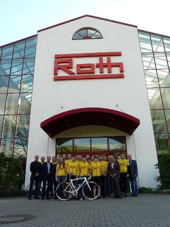 Teamvorstellung RSG Buchenau 2014