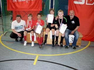 Radball-Nachwuchs RSV Krofdorf