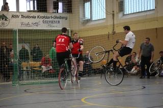 Radball Weltcup in Krofdorf