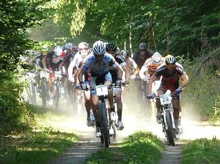 Biebertal Mountainbike Rennen