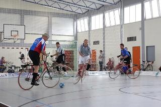 11. Alt-Herren-Radball-Turnier