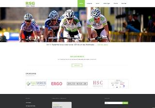 Internetseite der RSG Gießen und Wieseck