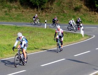 Radtouristik in Hessen