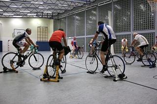Rollenergometer-Training in Kleinlinden
