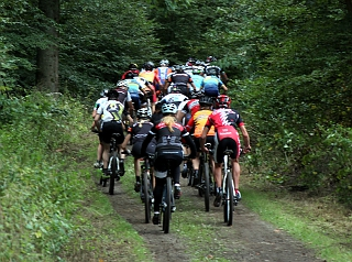 Mountainbike im Radsportbezirk Lahn