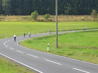 Radtourenfahrt