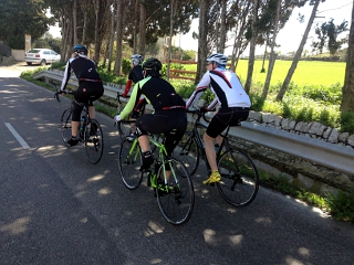 Trainingslager auf Mallorca