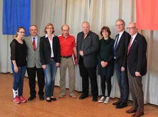 Versammlung im Hessischen Radfahrerverband
