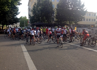 Trainingstreffpunkt in Gießen