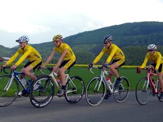 Nachwuchsfahrer der RSG Buchenau