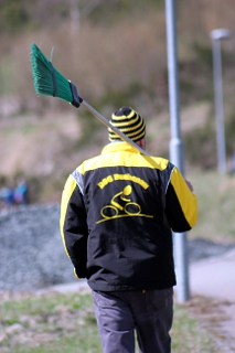 Radrennen in Breidenbach