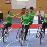 Kunstrad-Hessenmeisterschaft in Launsbach