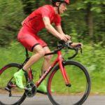 Christopher Platt lernt Streckenrekord fühlen