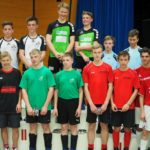 Krofdorfer U17 in internationalem Spitzenduell
