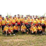 Hungener Radtourenfahrer erkunden die Pfalz