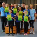 Kunstrad-Nachwuchs bei Mini-Cup erfolgreich