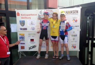 3-Etappenrennen Weilburg 2015