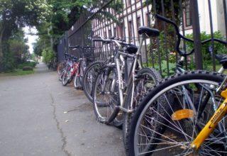 Fahrräder in Gießen