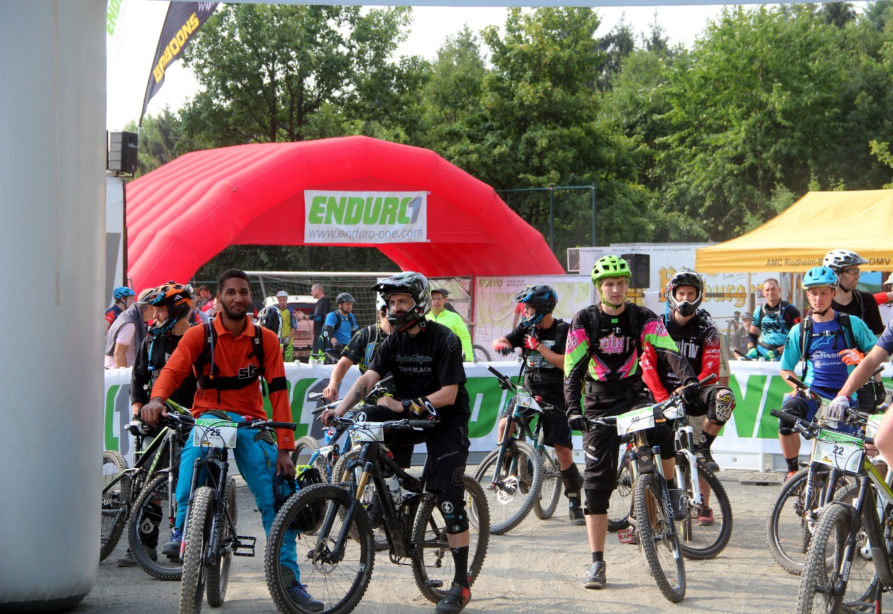 Enduro One in Fellingshausen