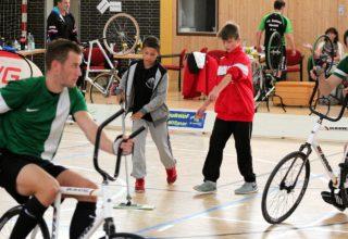 Radball-Weltcup in Krofdorf