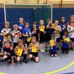 Gute Vorrunde für Krofdorfer U11 und U13