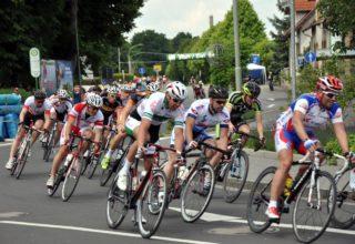 """Radrennen """"Rund um die Europawoche"""" in Hungen"""