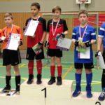 Weigand/Muhl sind Radball-Hessenmeister