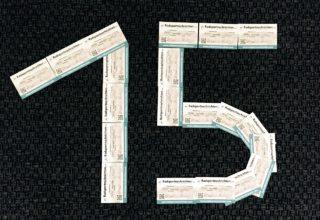 StephanDietel.de feiert 15. Geburtstag