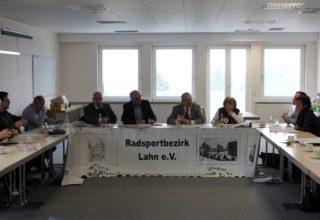 Hauptversammlung im Radsportbezirk Lahn