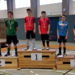 Krofdorf und Laubach ernten U15-Hessentitel