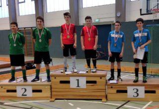 Radball U15-Hessenmeisterschaft
