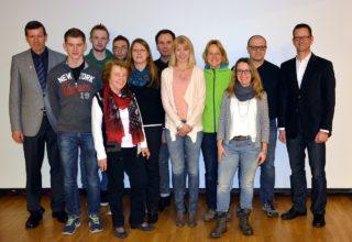 Vorstand RV Gießen-Kleinlinden