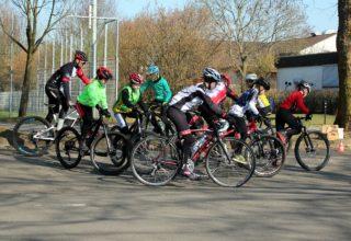 E-Kader-Training im Radsportbezirk Lahn