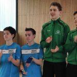 Stauf/Brantis gewinnen U15-Hessenpokal