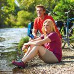Deutschlands Flüsse beliebteste Radreiseziele