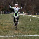 Erster Sieg im zweiten Rennen für Noah Jung