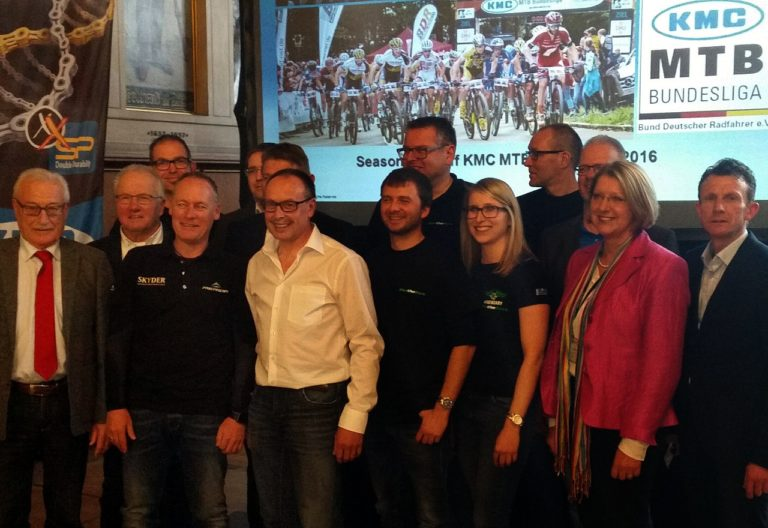 Season Kick Off Mountainbike Bundesliga