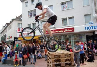 Sport in der City