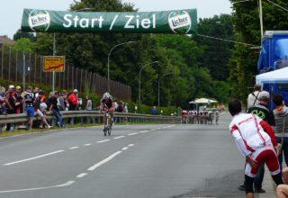 """Radrennen """"Rund um die Europawoche"""""""